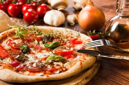 Pizzateig - Rezept für Brotbackautomat